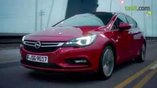 2016 Opel Astra Sürücü Asistanları ve LED Matrix Far