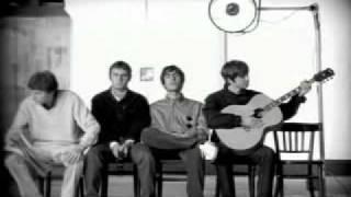 Oasis Wonderwall Promo Audio