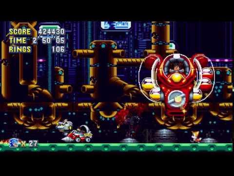 Sonic Mania & Hatsune Miku - Full Gameplay (Part 10)