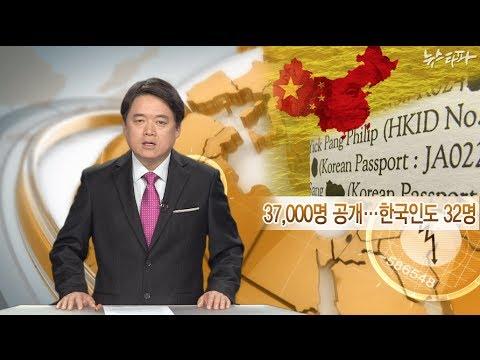 뉴스타파 - 보수단체들, 4대강으로 '돈'도 벌고 '상'도 받고(뉴스타파·ICIJ '중국프로젝트' 2014.1.24)