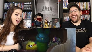 Toy Story 4 - Official Trailer 2 Reaction / Review