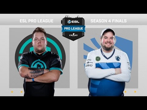 CS:GO - Immortals vs. Liquid [Mirage] - Finals ESL Pro League Season 4 - Day 3 - Group A