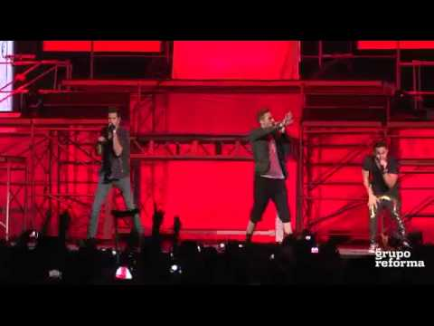 Windows Down - Big Time Rush En Vivo Monterrey 15 De Agosto Del 2013 video