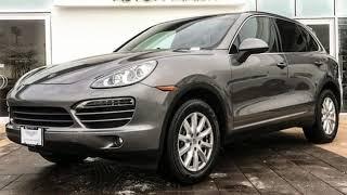 Used 2012 Porsche Cayenne Downers Grove IL Chicago, IL #PCP1918A