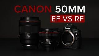 Canon RF 50mm f/1.2 L Review & Comparison