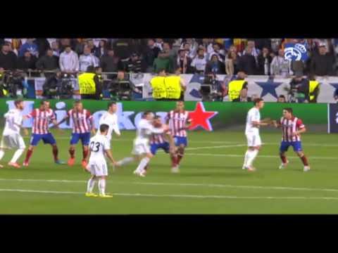 Gol Heróico de Sérgio Ramos para o Real Madrid Final Champions League 2014 (La Décima)