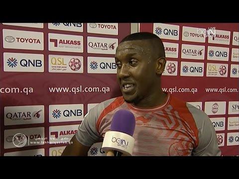 لخويا 3-1 العربي ( لقاء مع محمد موسى )