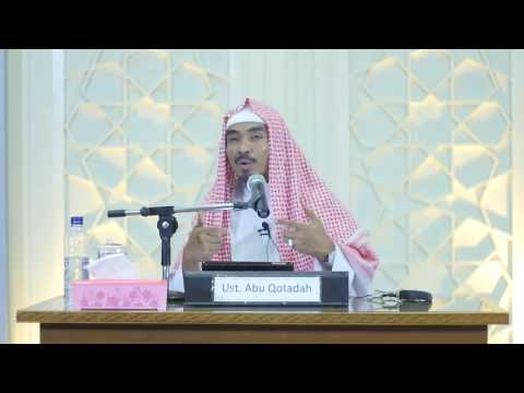 [LIVE] Tafsir Al-Quran Surah Al - Fatihah Ayat 4-7 _-_ Ustadz Abu Qatadah