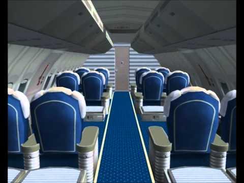 PMDG Boeing 747-400X Queen of the Skies FSX- HD FMC GPS CDU