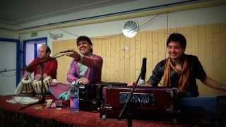 Ustad Ghulam Abbas Khan and Siher Nikzad Live - Dunya Farsi Ghazal