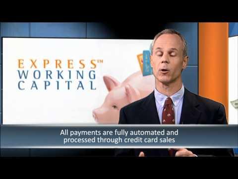 Merchant Cash Advance : Express Working Capital