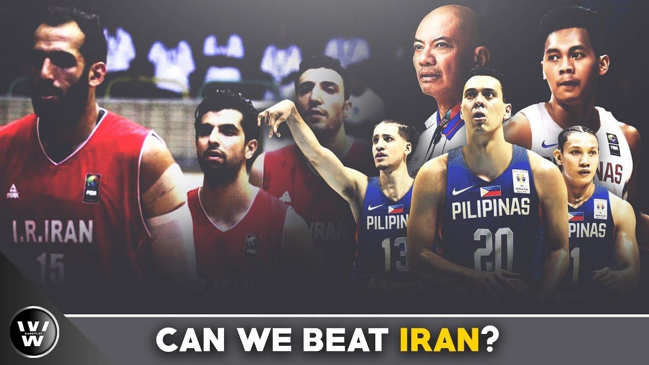Kaya ba ng Team Pilipinas Talunin ang Iran?
