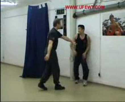 WingTsun Training Part 1 (www.iuewt.com/www.ufewt.com) Image 1