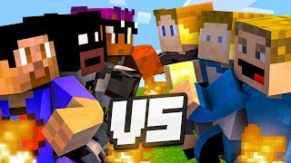 SIDEMEN BEEF IN MINECRAFT - SIDECRAFT #2 (SIDEMEN GAMING)