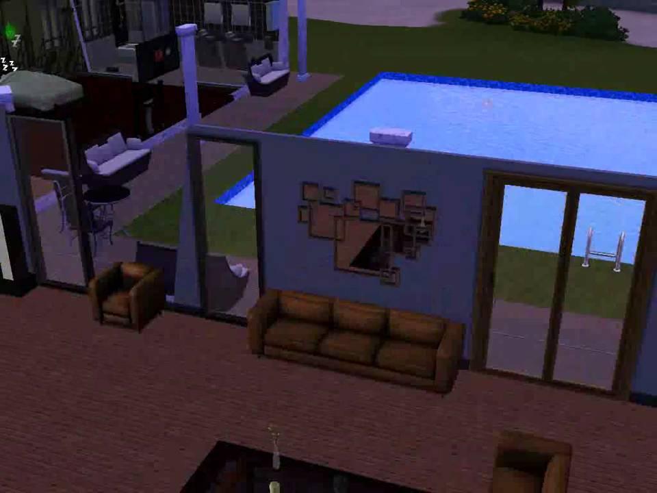 U house casa em forma de u youtube for Casa minimalista 300m2