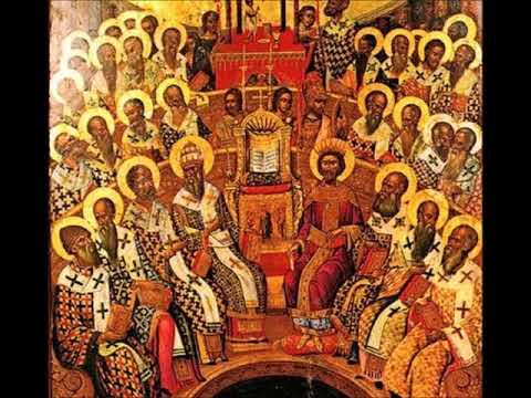 История Вселенских соборов – аудиокнига «История Христианской Церкви» (67)