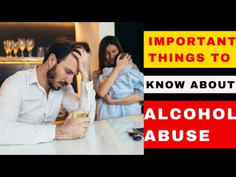 Important Things to Know about Alcohol Abuse | Treatment | Recovery | Healthiest Mind and Body
