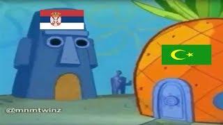 Sundjer Bob Serbia VS Muslims *PARODIJA*