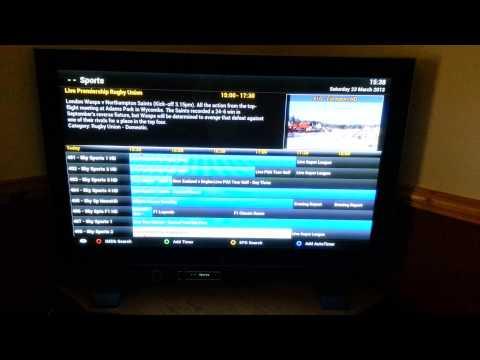 SKYBOX F5s F3 F5 F3s Vu Duo Solo FREE TEST LINE Scooby Snacks Channel ...