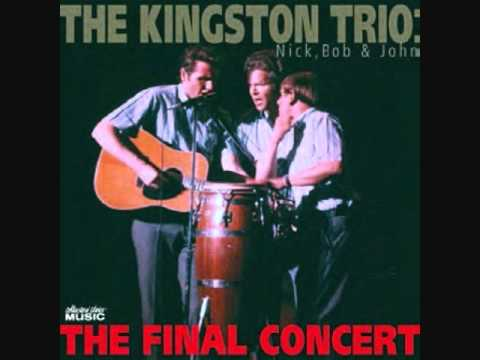 Kingston Trio - Tomorrow Is A Long Time