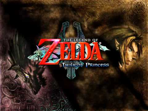 Zelda Twilight Princess Music - Twilight Zone video
