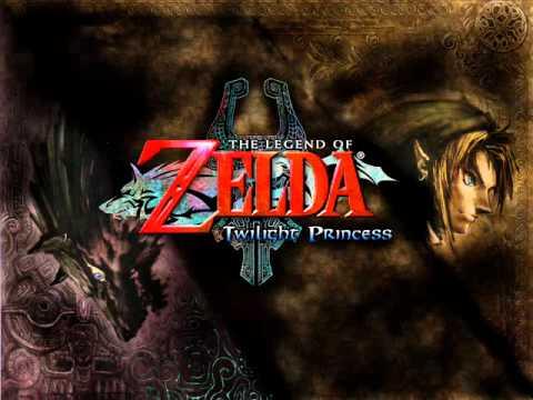 Zelda Twilight Princess Music - Twilight Zone video