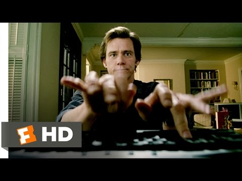 Bruce Almighty Movie Clip - watch all clips http://j.mp/AtK1ZC click to subscribe http://j.mp/sNDUs5 When Bruce (Jim Carrey) finds that answering the public'...