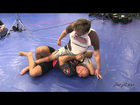 Issue 19: Cyborg - Half Guard to Deep Half to Back to Armbar Image 1