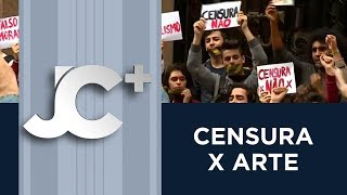 JC+ | Censura x Arte