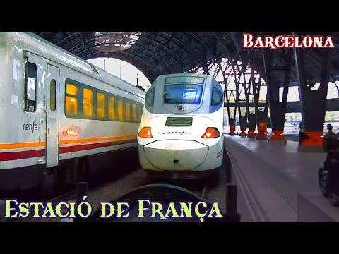 Barcelona Estació de França (Segunda estación principal / Second main station)