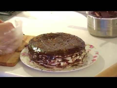 Кулинария медовый торт рецепт