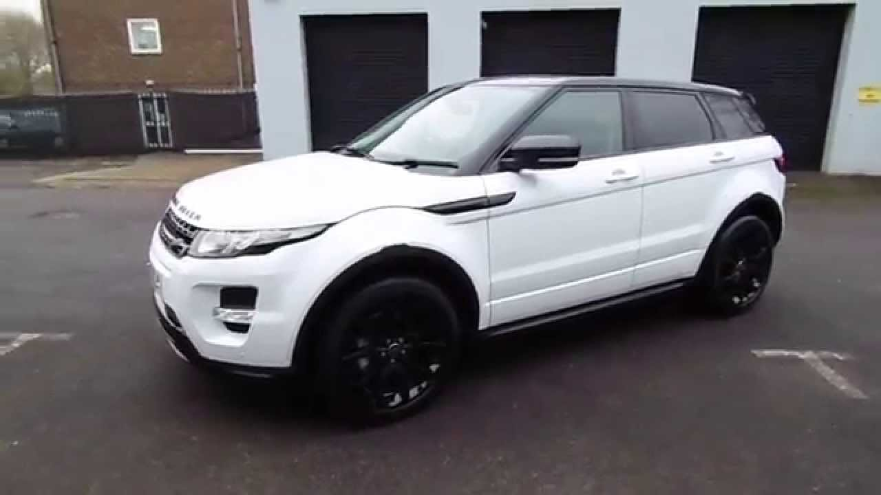 Evoque Dynamic Pack Evoque Dynamic Black Edition