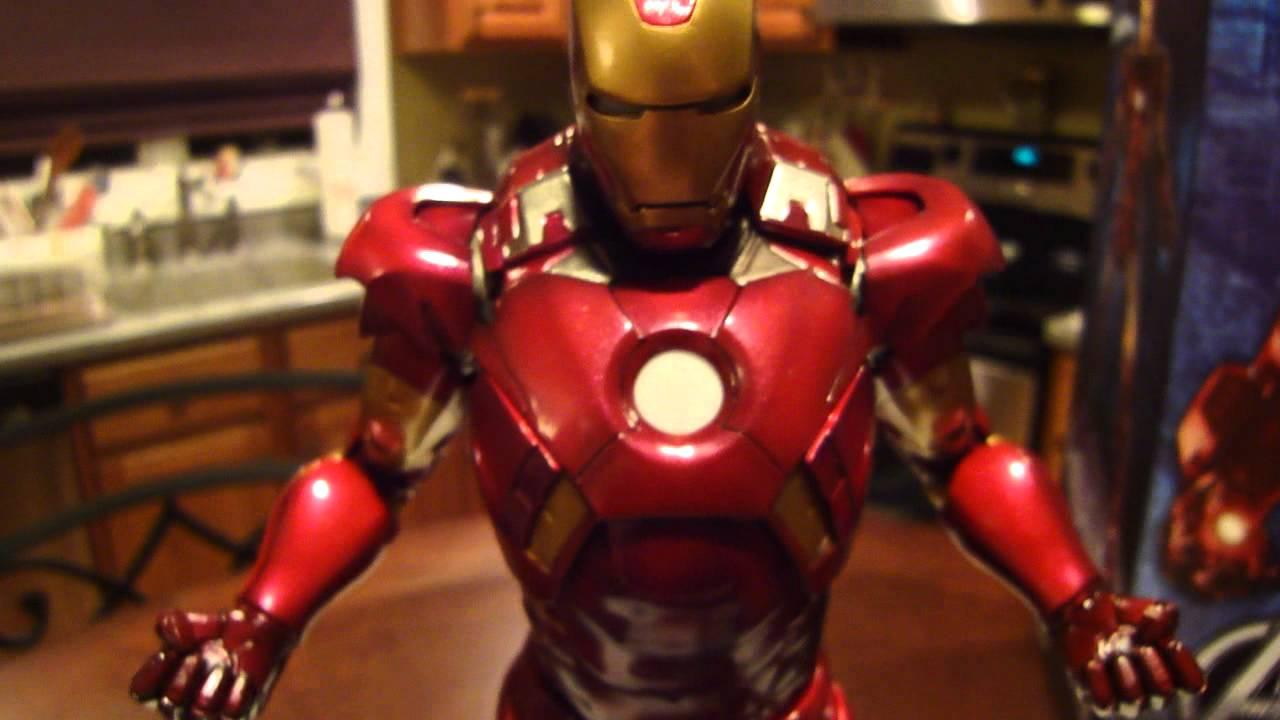 Iron Man Vii Iron Man Mark Vii Artfx 1/6