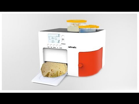 Automatic Roti Maker Rotimatic Joins The Bread Maker