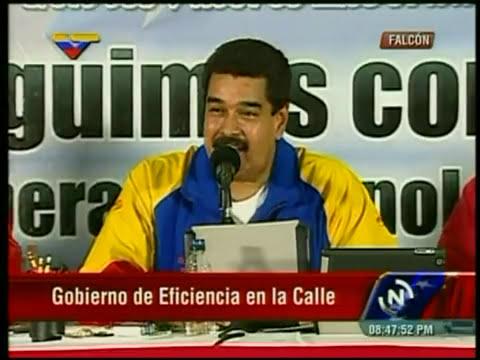 Maduro anuncia fabricación de tabletas en Venezuela