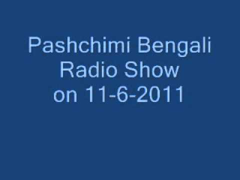 Pashchimi Bengali Radio show on 11-6-2011 Part4.wmv