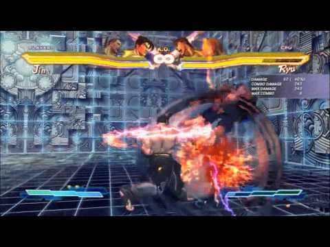 SFxT Practical Cross Rush/Tag Finishers: Bob, Jin, Ogre