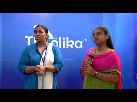 Healing Testimony of Sis. Helen Mary With Beena Abraham Thoolika TV
