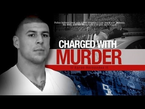New England Patriots Star Aaron Hernandez Indicted For Murdering Daniel de Abreu & Safiro Furtado