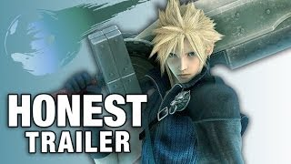 FINAL FANTASY VII (Honest Game Trailers)