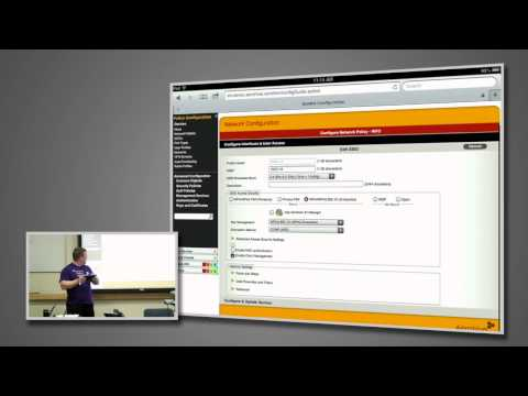 Aerohive Client Management Demonstration