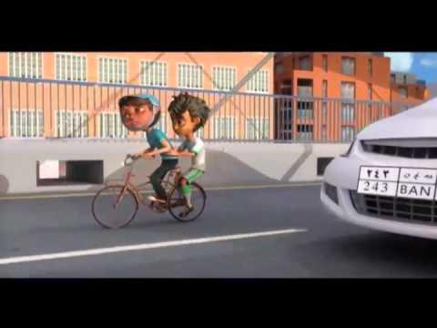 Media Trends  |  الكرة الذهبية  |  EP Traffic Safety -Saudi Aramco-