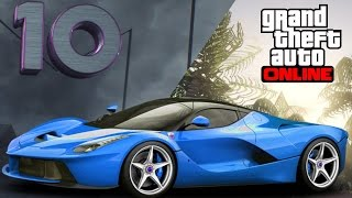 GTA 5 - Top 10 de malade ! Super adder Jump ?!