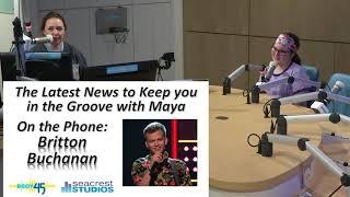 Download Lagu Britton Buchanan Interview Gratis STAFABAND