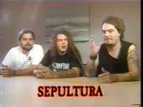 Sepultura: Interview + Live @ Event Center, San Jose, CA [Sony Music TV Special] (1994)