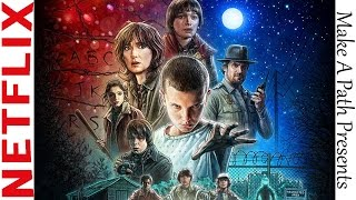 STRANGER THINGS - NETFLIX - Spoiler Free & Spoiler Review