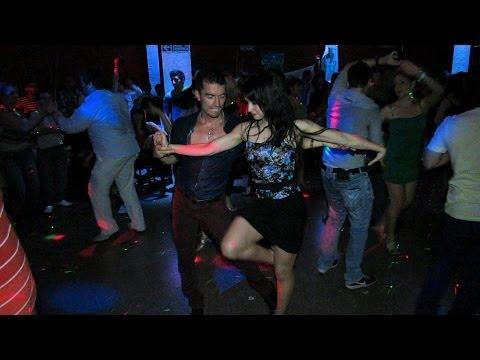 Comadreja Salsa Congress 2012 ~ Social ~ Anita Santos Rubin & Oliver Pineda