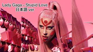 Download lagu Lady Gaga - Stupid Love 和訳
