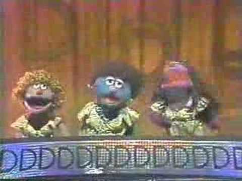 Sesame Street - Be My D