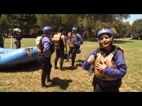 EN206A - Rafting junto a Gaby Castillo desde Chile